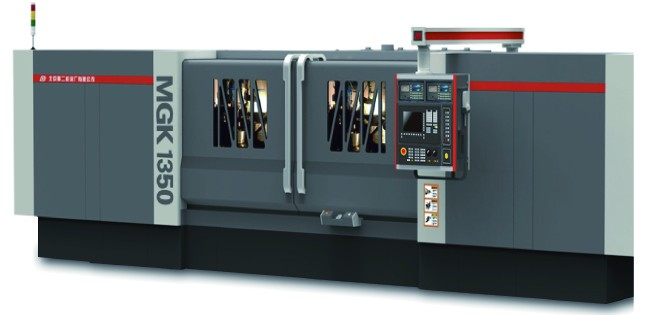 MGK1350/MGK1450 High Precision CNC (Universal) Cylindrical Grinding Machine