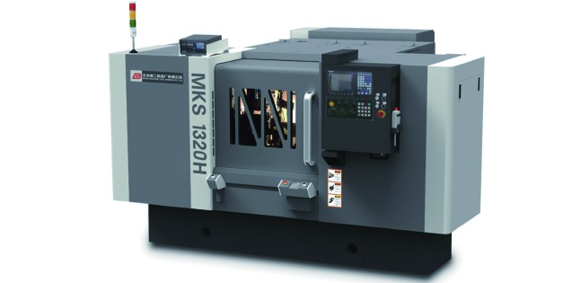 MKS1332 And MKS1632 CNC (Endface) Cylindrical Grinding Machines
