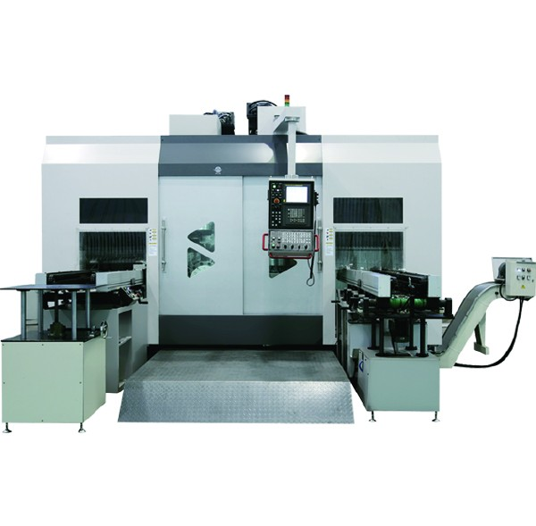 CHA56 Series Vertical Compound Turning Center