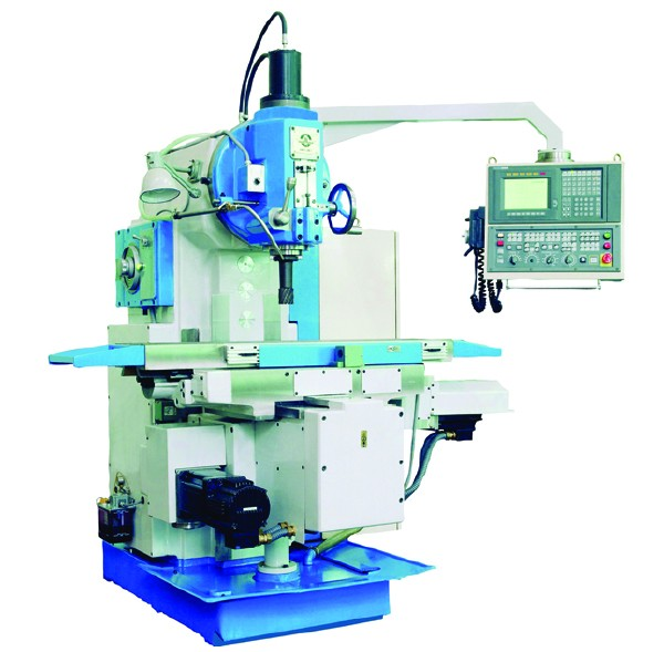 XKA5032A and XKA5040A CNC vertical knee-type milling machine