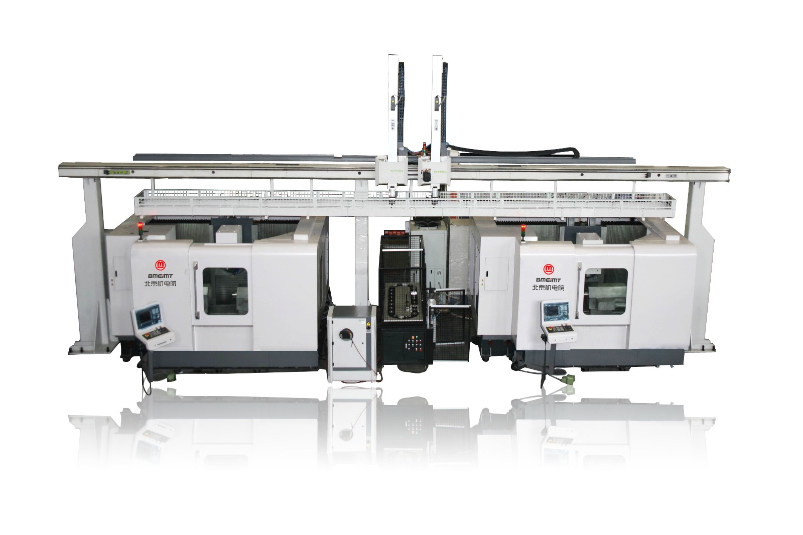 XKH800Z Five-axis Turbine Blade Machining Center