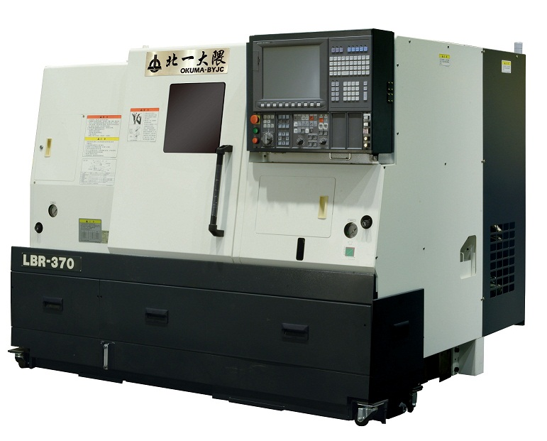 LBR-370 Series of CNC Lathe & Composite Turning Center