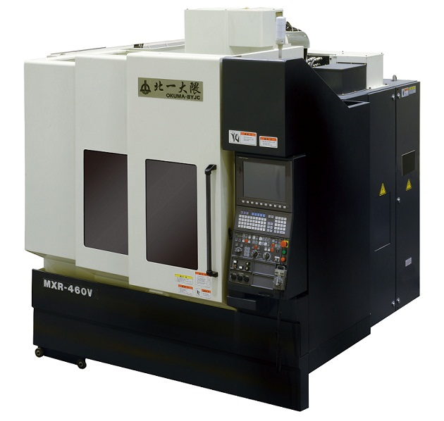 MXR-460V Vertical Machining Center