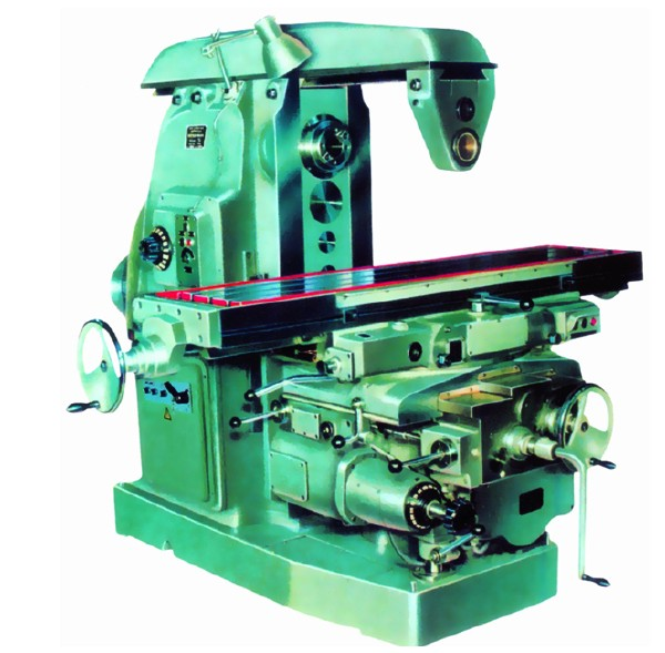 B1-400W Knee Type Universal Milling Machine