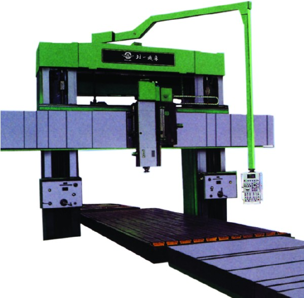 Medium-sized Portal Milling Machine (Milling and Boring Machine) Series